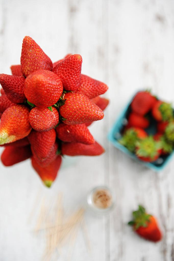 easy strawberry dessert