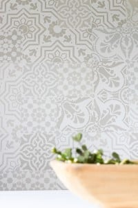 How to get the cement tile look for less 7