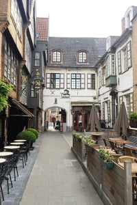 Bruges : A Fairy Tale City in Belgium