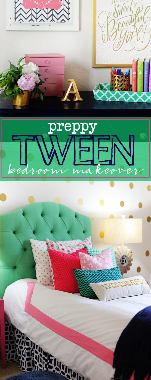 Tween Girl Bedroom Ideas For Small Rooms