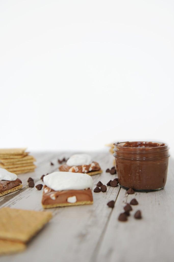 indoor smores smores smores dessert recipe smores bar
