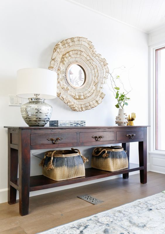 11 Beautiful Entryway Decorating Ideas : The Importance of a First ...