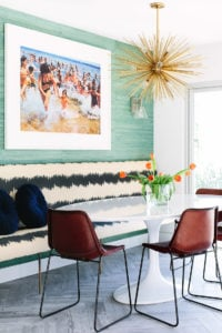 9 Kitchen Nooks with Beautiful Banquette Seating