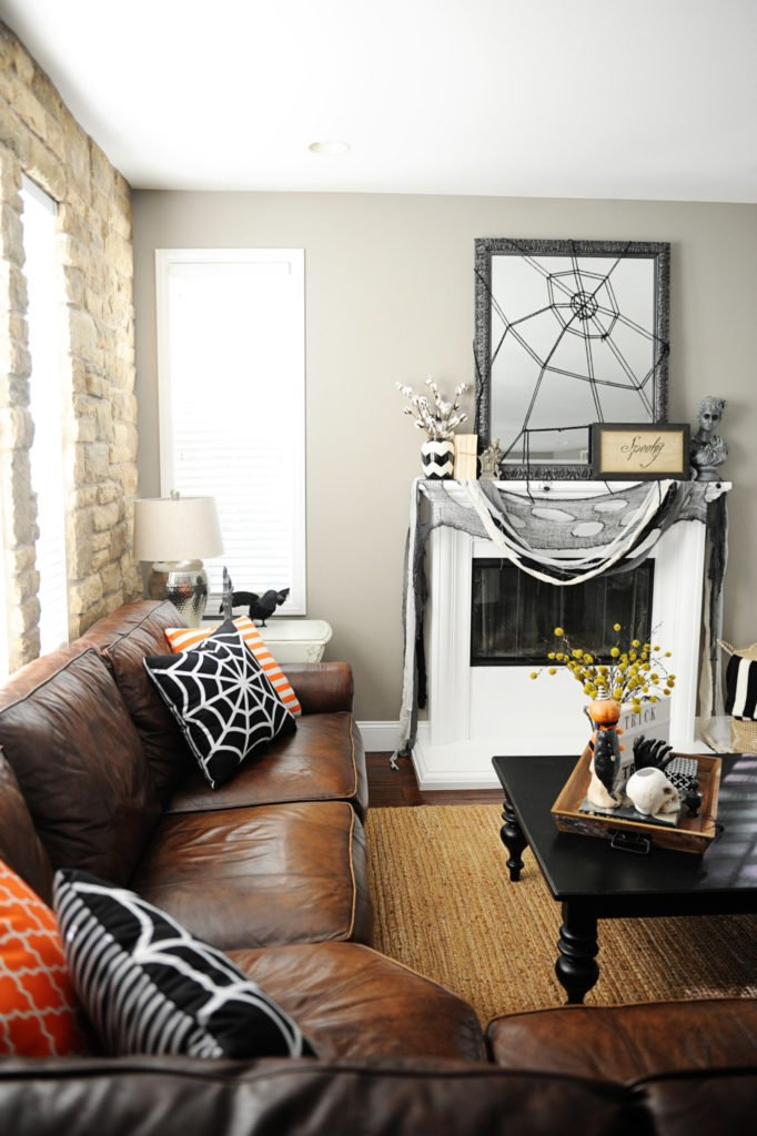 Halloween Home Tour by Tammy Mitchell