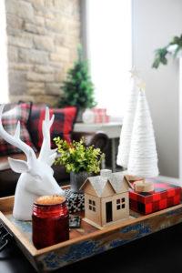 Christmas Home Tour Sneak Peek