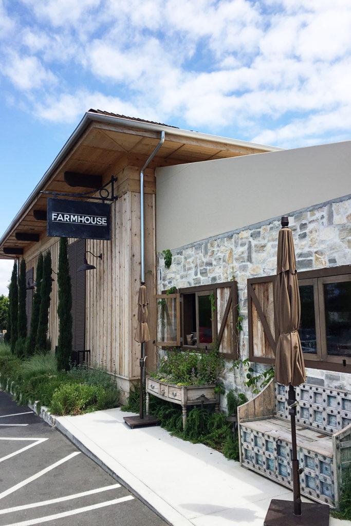 the farmhouse at roger's gardens