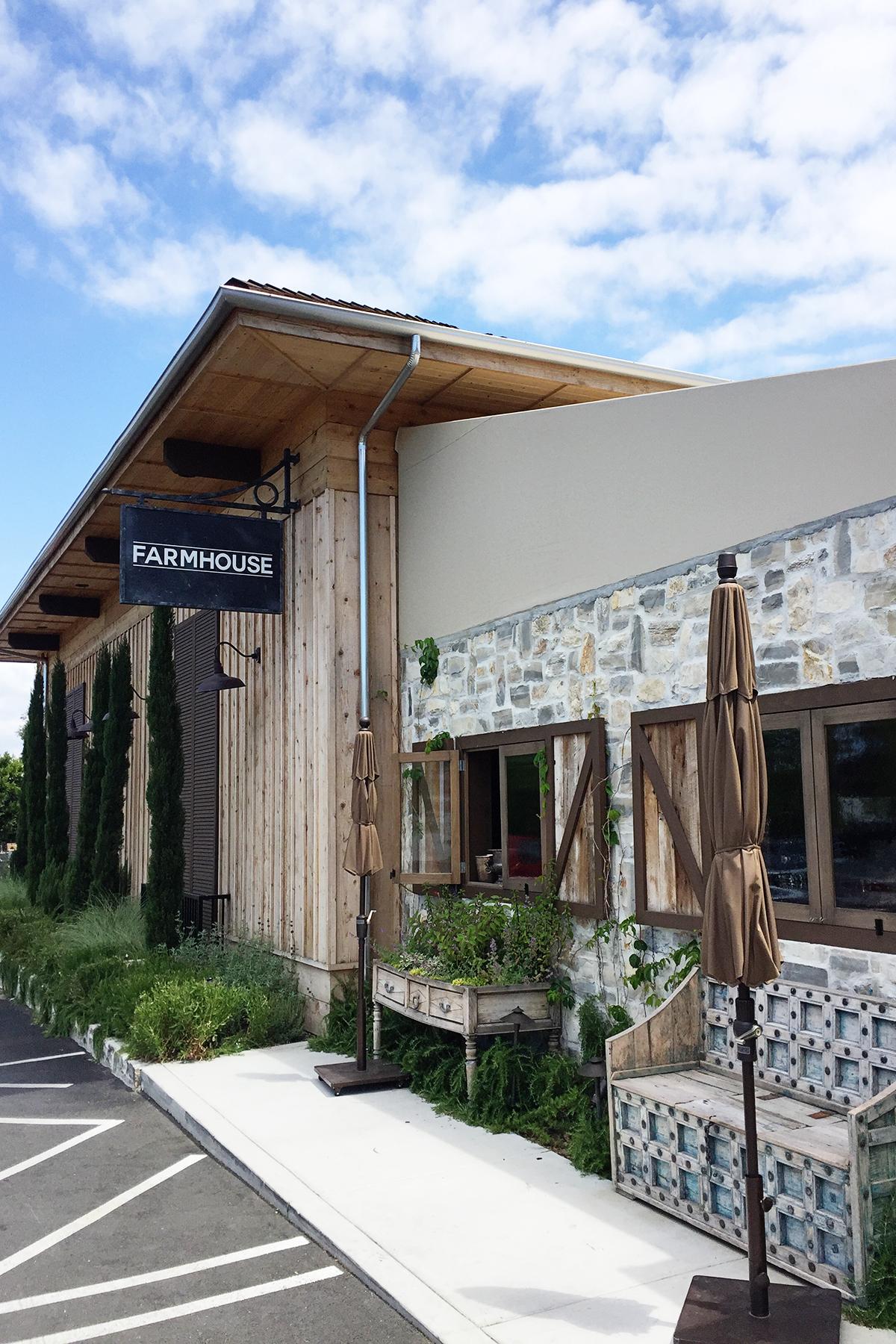Farmhouse newport beach