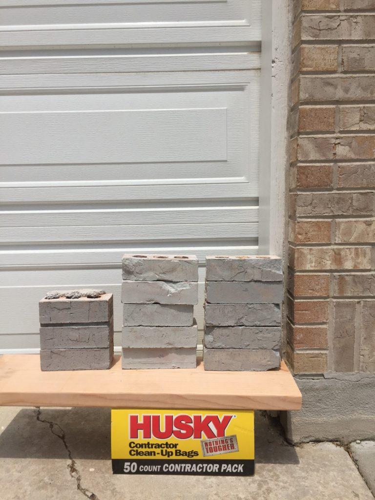 white wash brick ideas