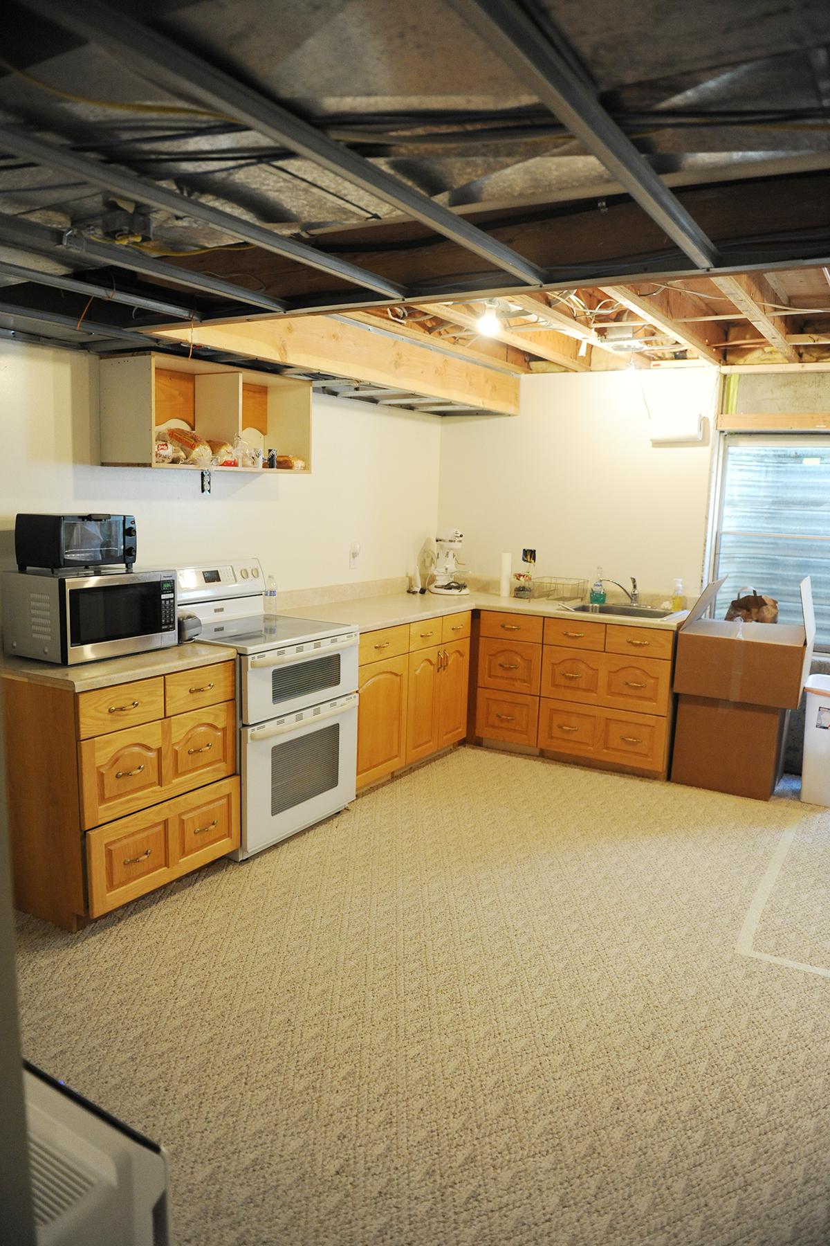 basement renovation ideas