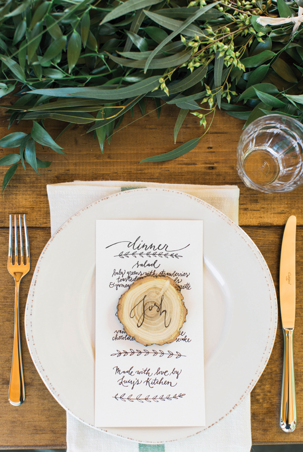 DIY Thanksgiving Place Card Ideas