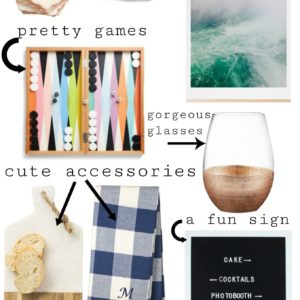 gifts guide for the home