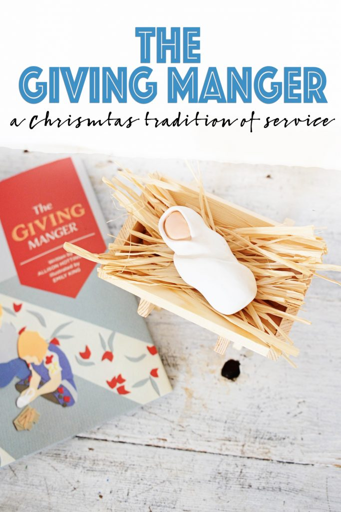 The Giving Manger: A Beautiful Christmas Tradition