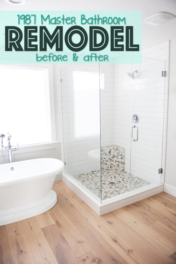 Master Bathroom Remodel Ideas : Master Bathroom Before and After