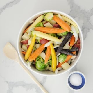 roasted vegetable recipe