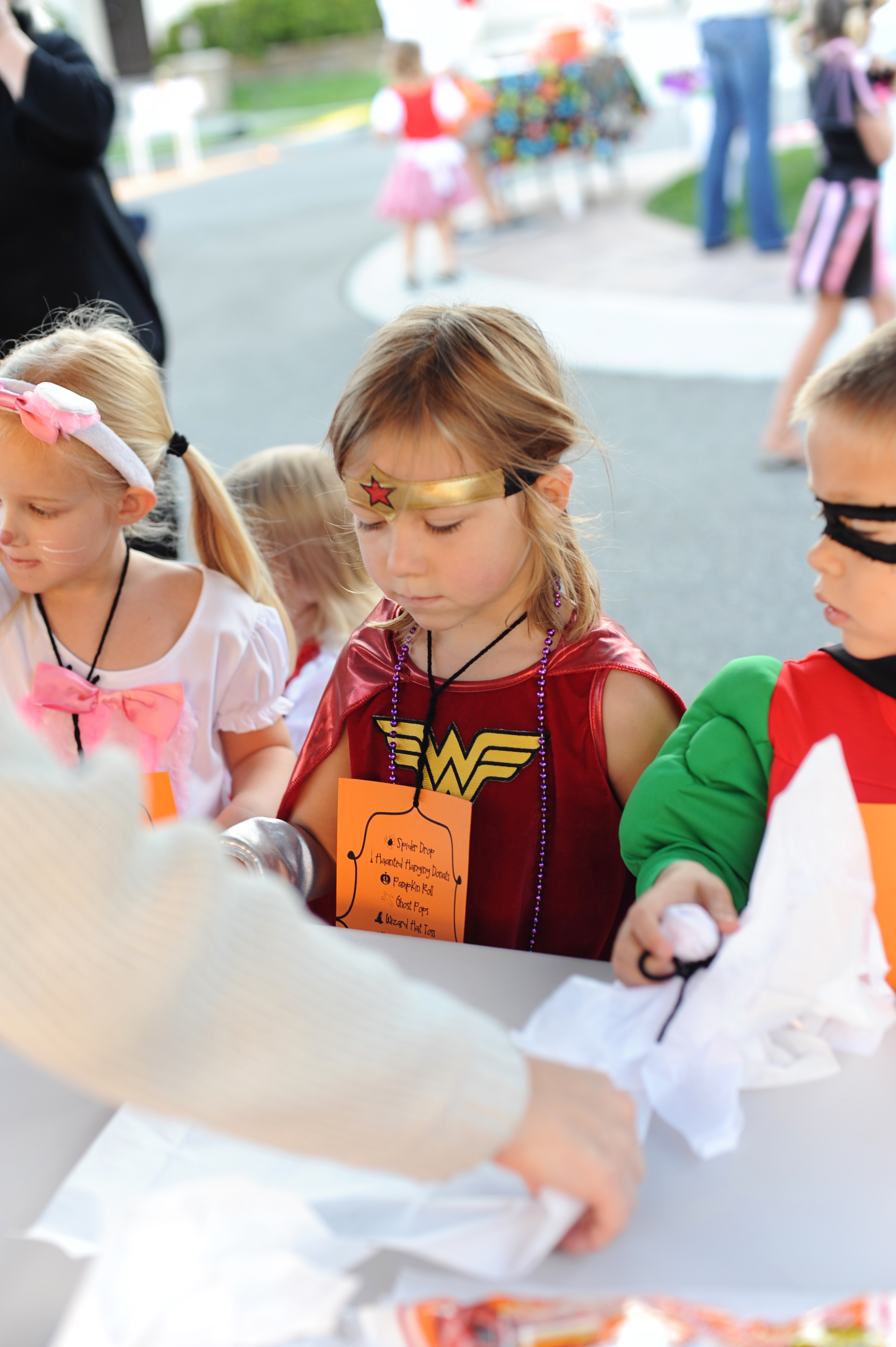 traditional halloween games