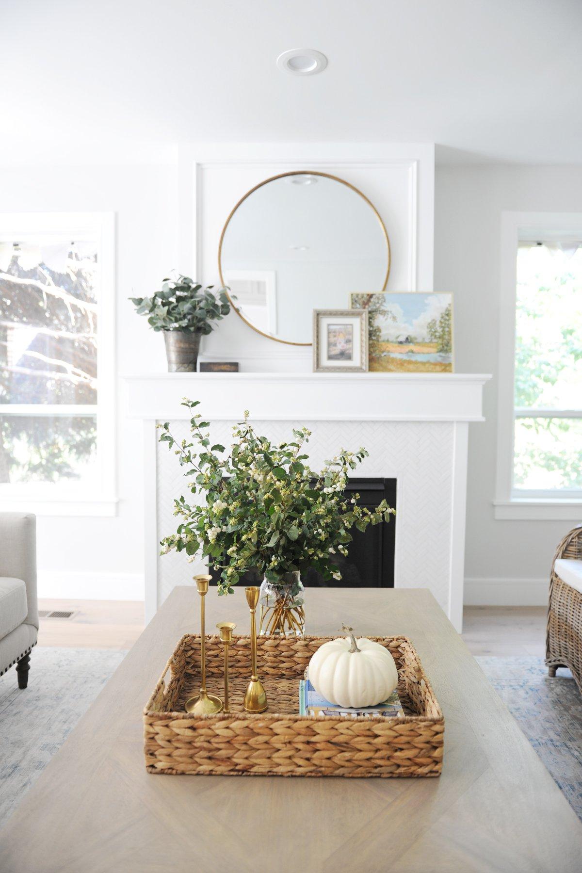 Fall living room 8