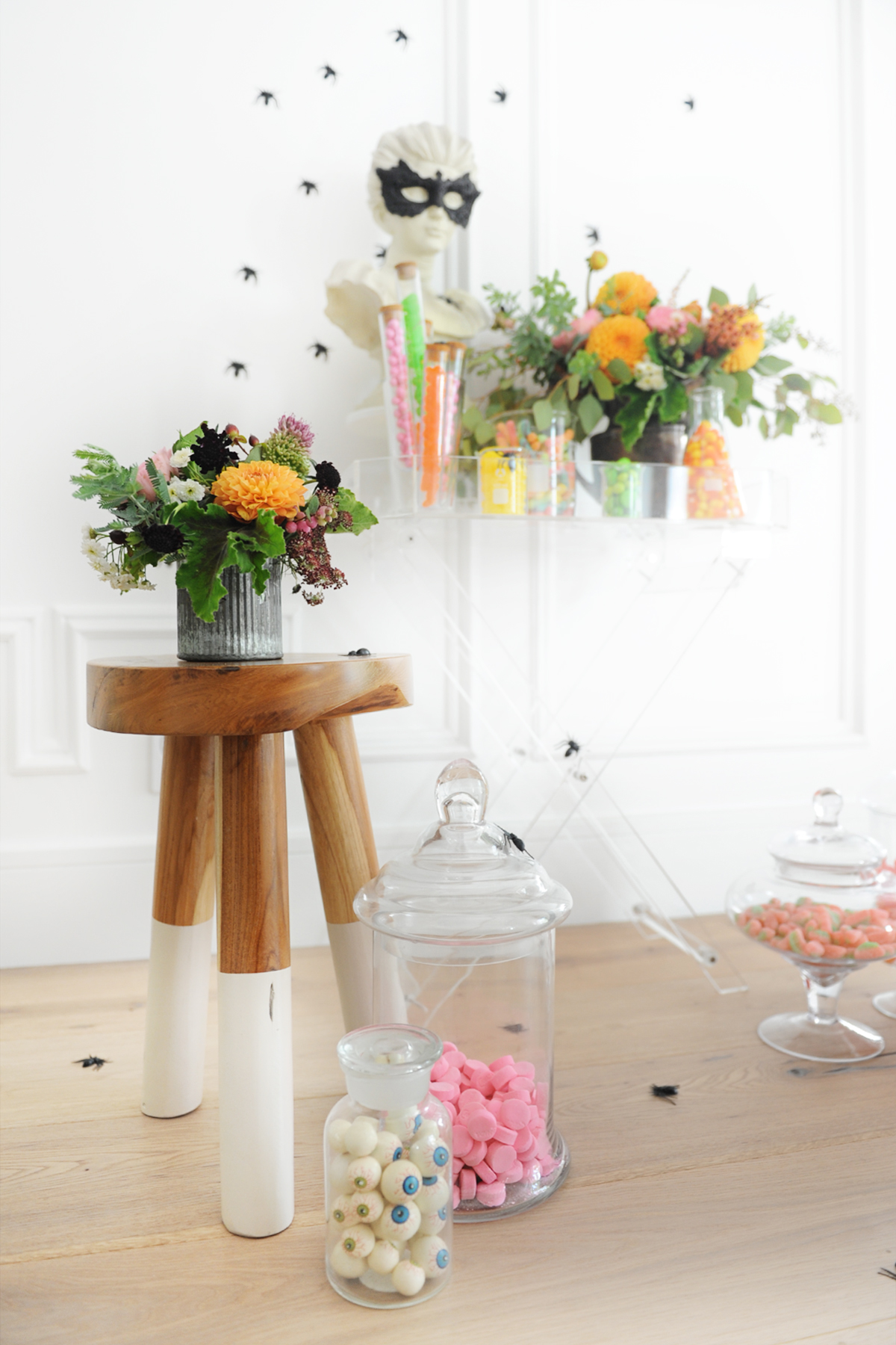 candy buffet ideas and tips
