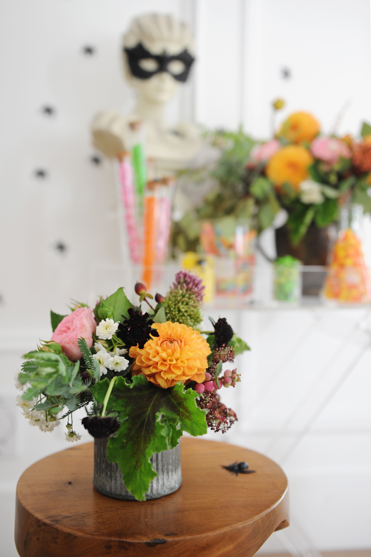 candy buffet table tips