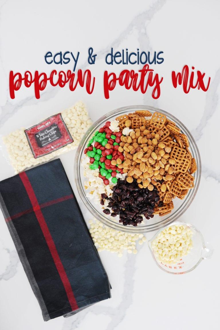 Diy party popcorn mix copy