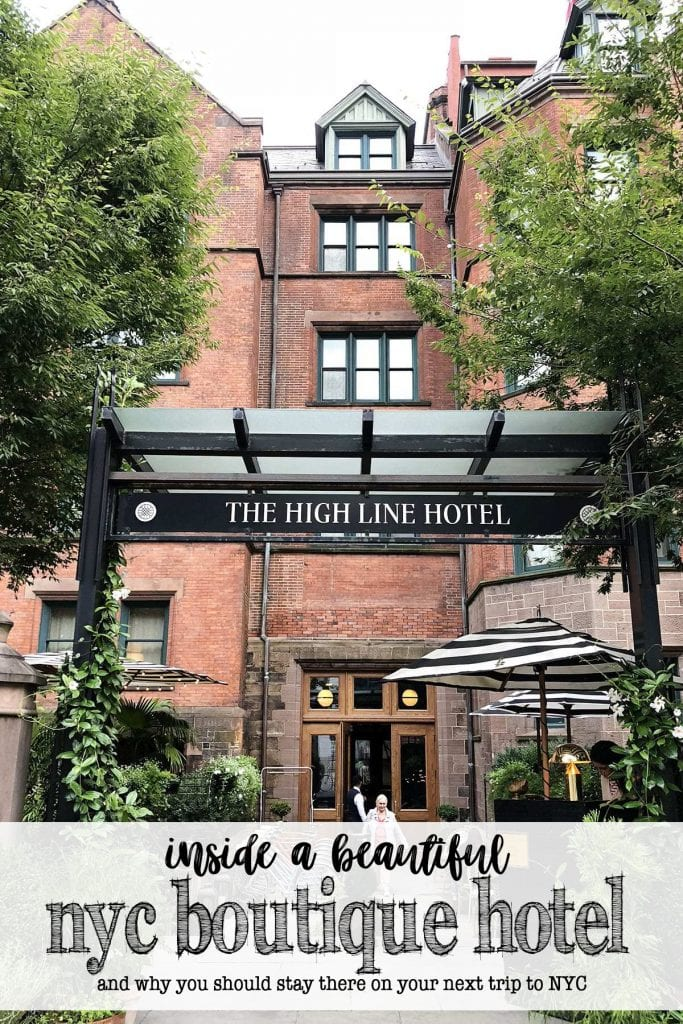 The high line hotel nyc chelsea see inside