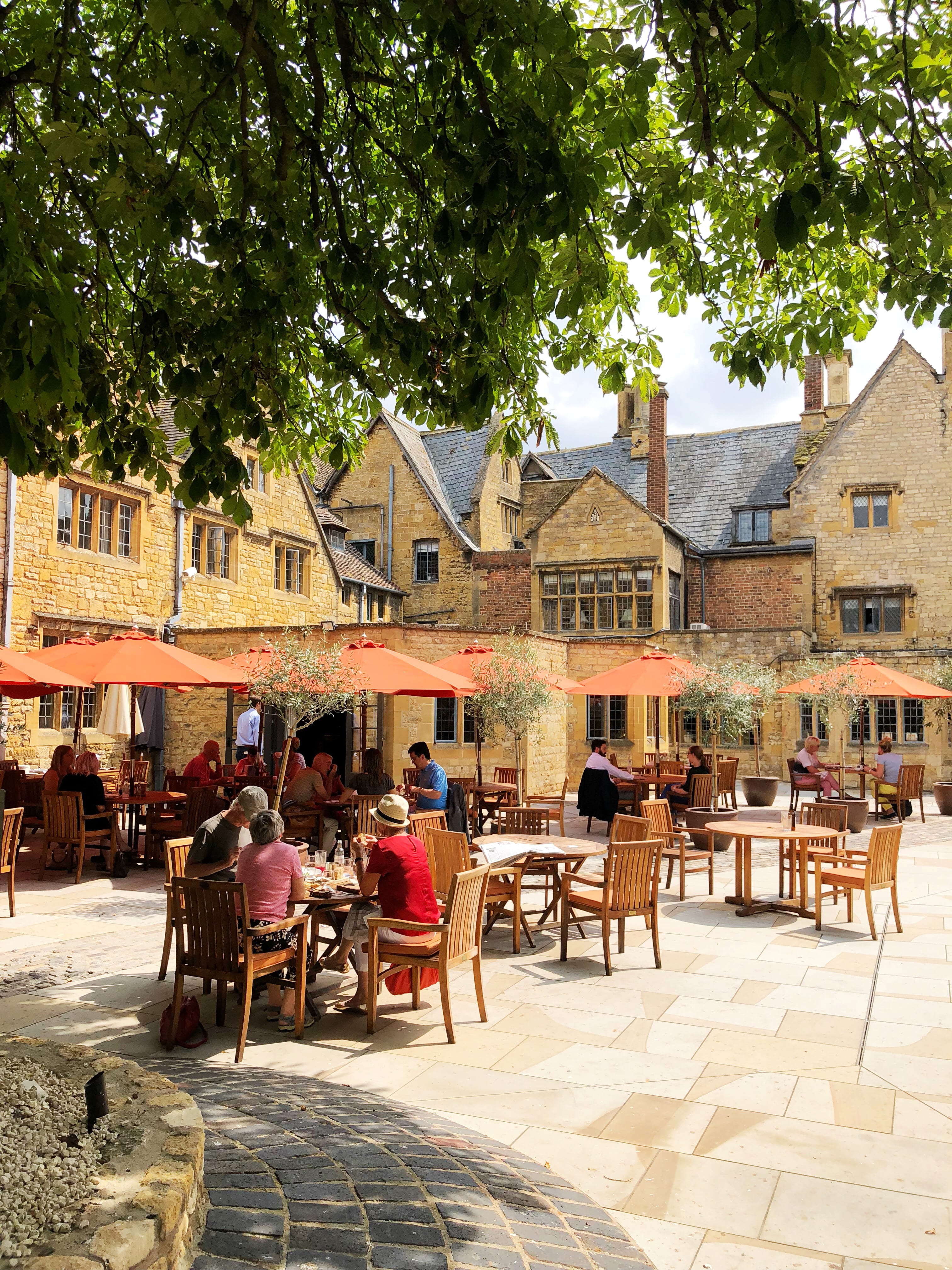 The lygon arms hotel cotswolds broadway