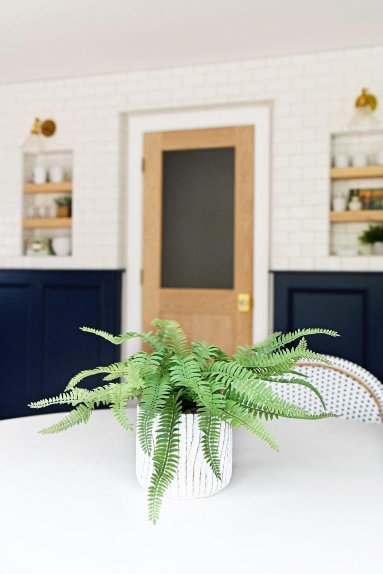 Most realistic artificial plants