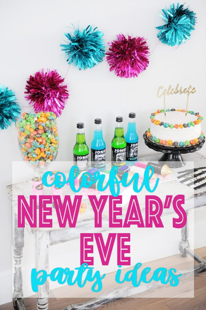 New years eve party ideas