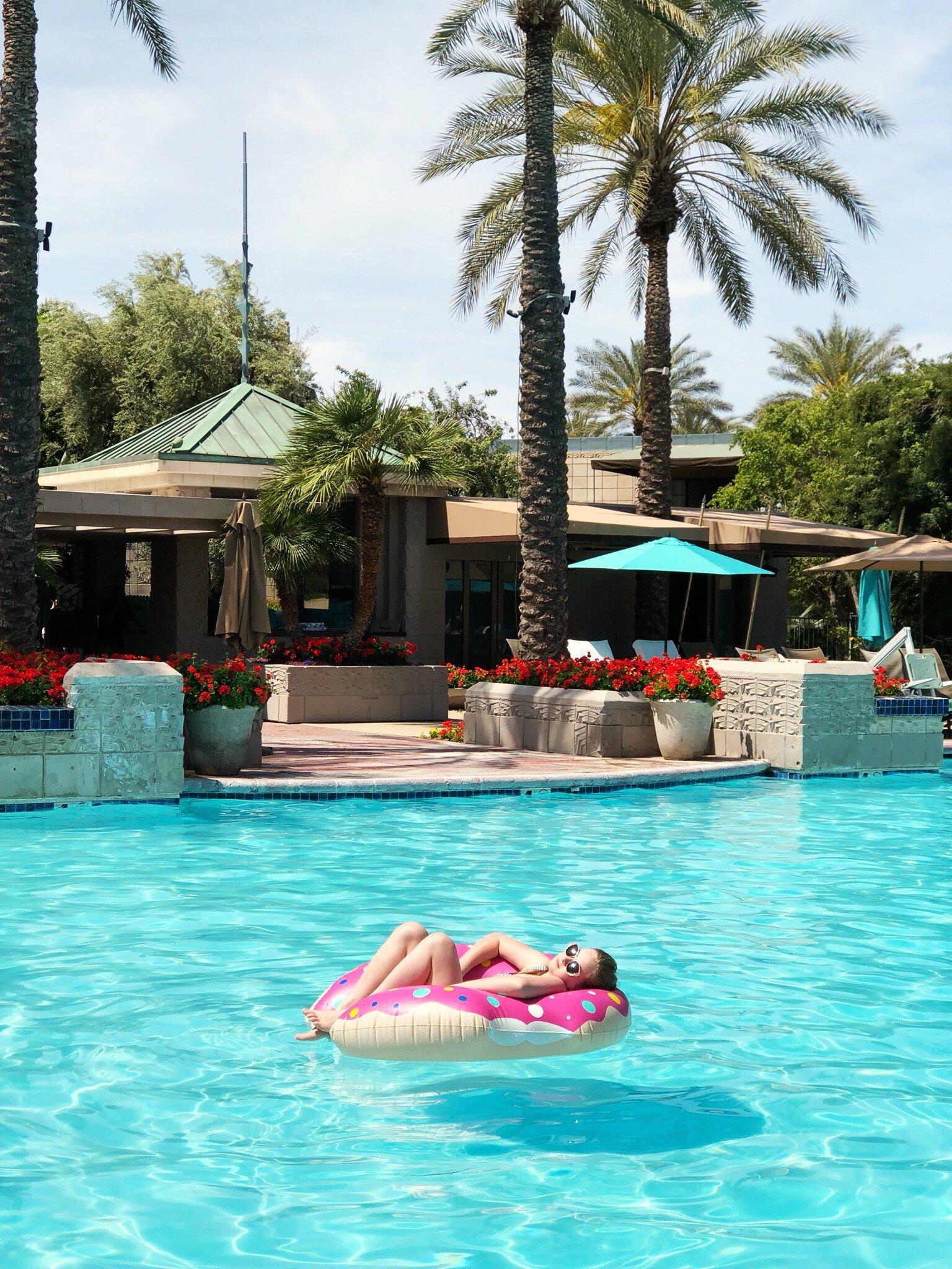 arizona biltmore pool