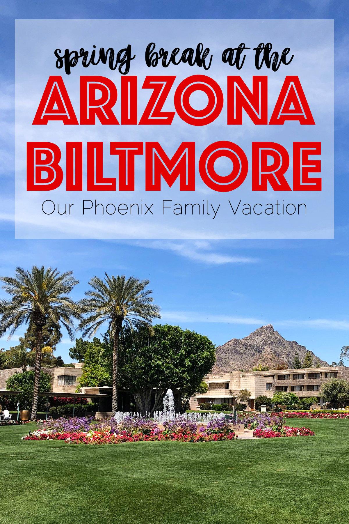 Biltmore hotel arizona