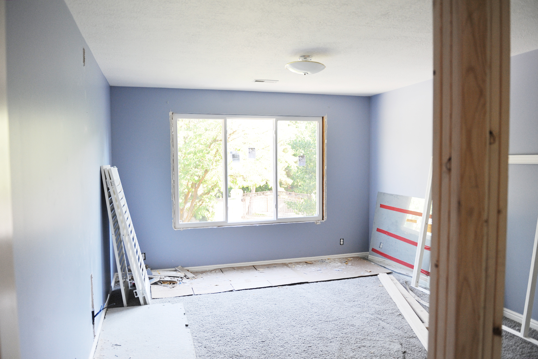 bedroom makeover before and after