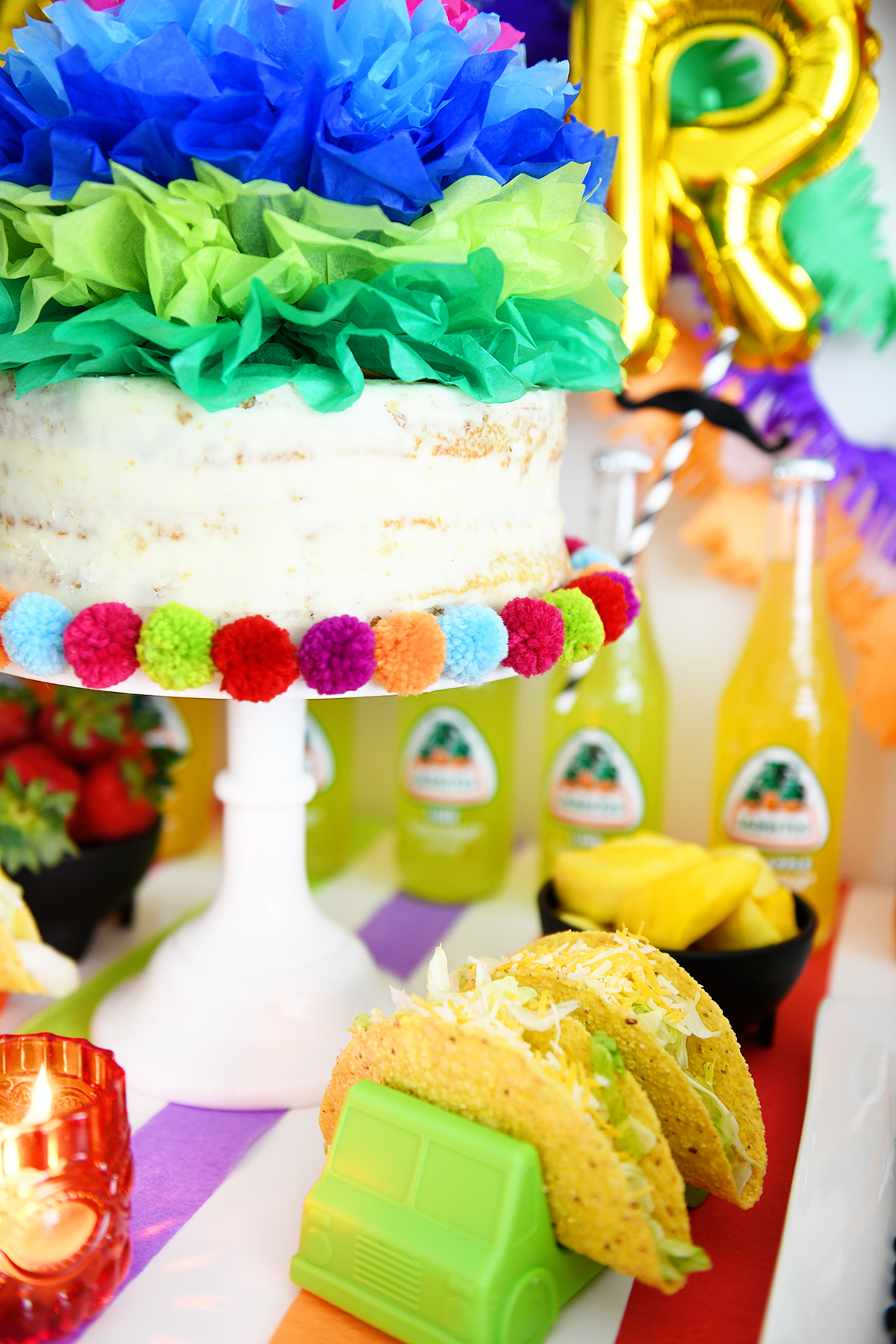 mexican theme desserts