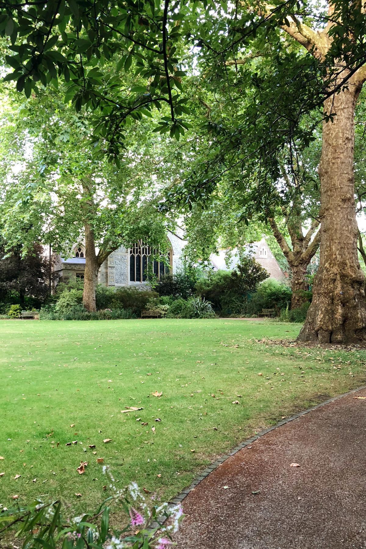 London city park 1