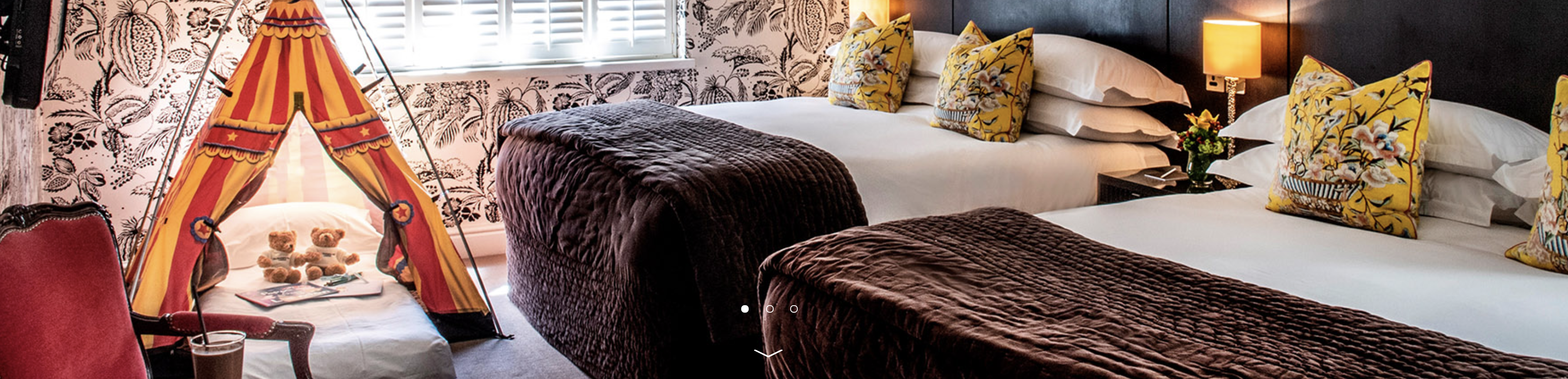 hotels in london with family rooms