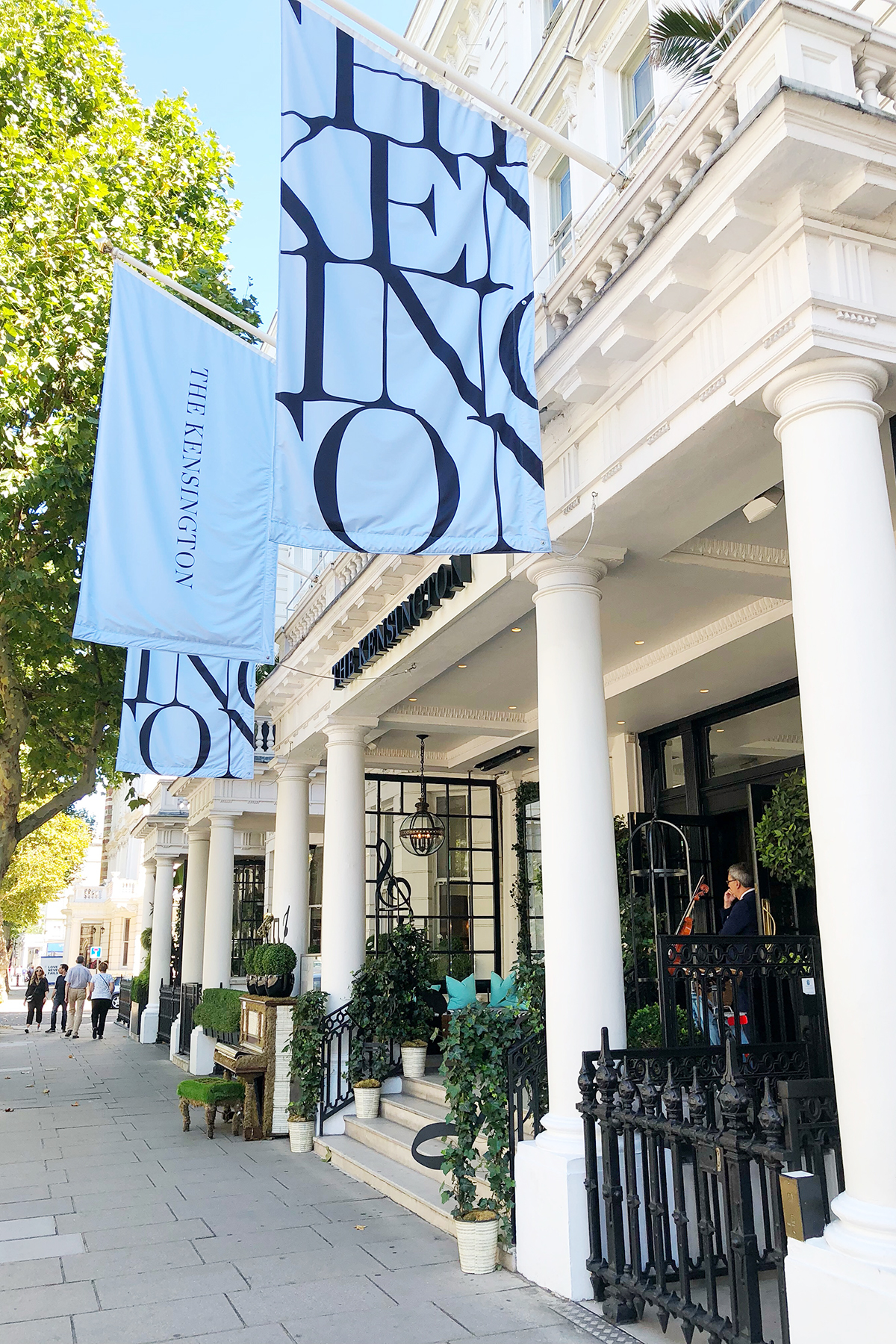 The hotel kensington london