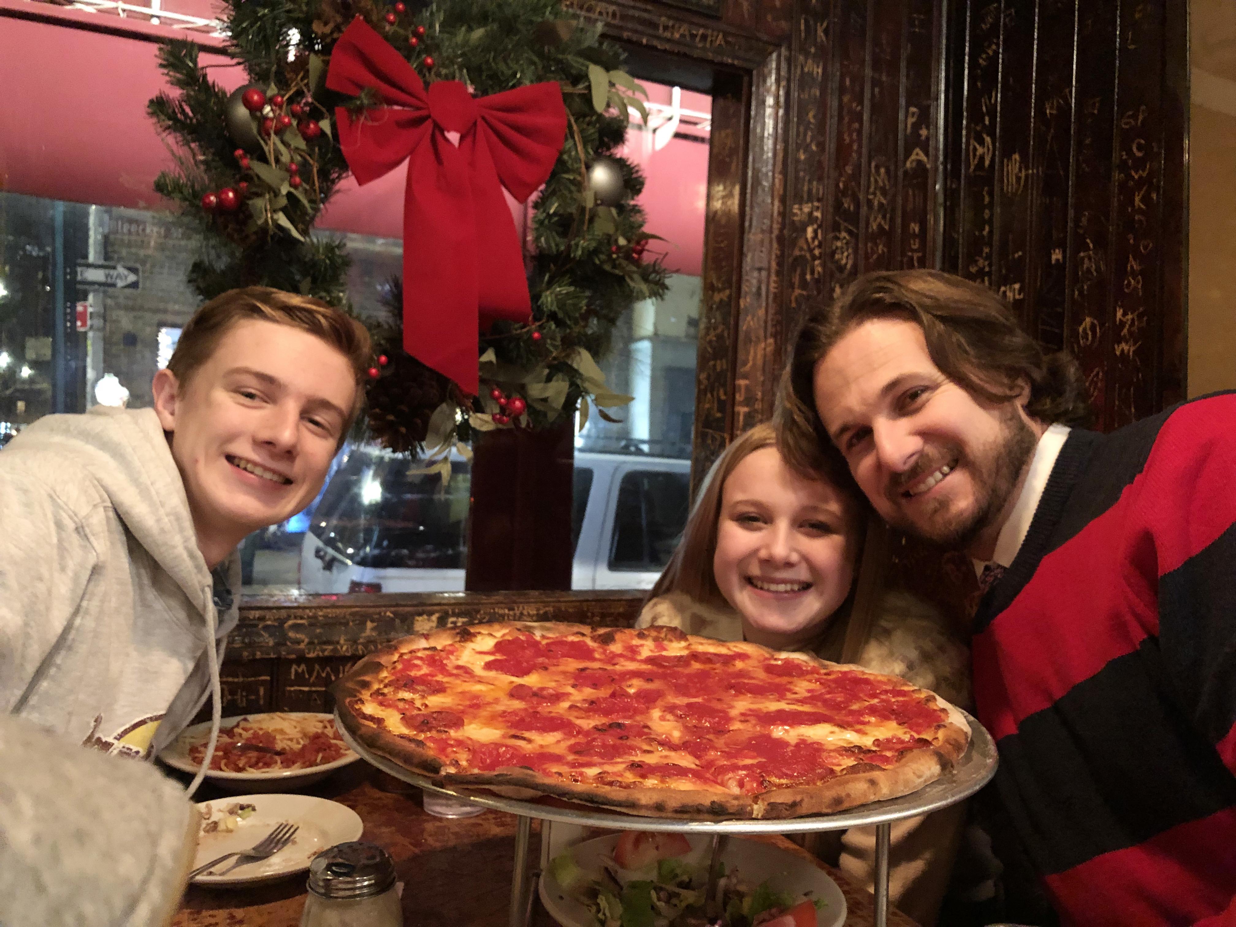 Johns pizza new york