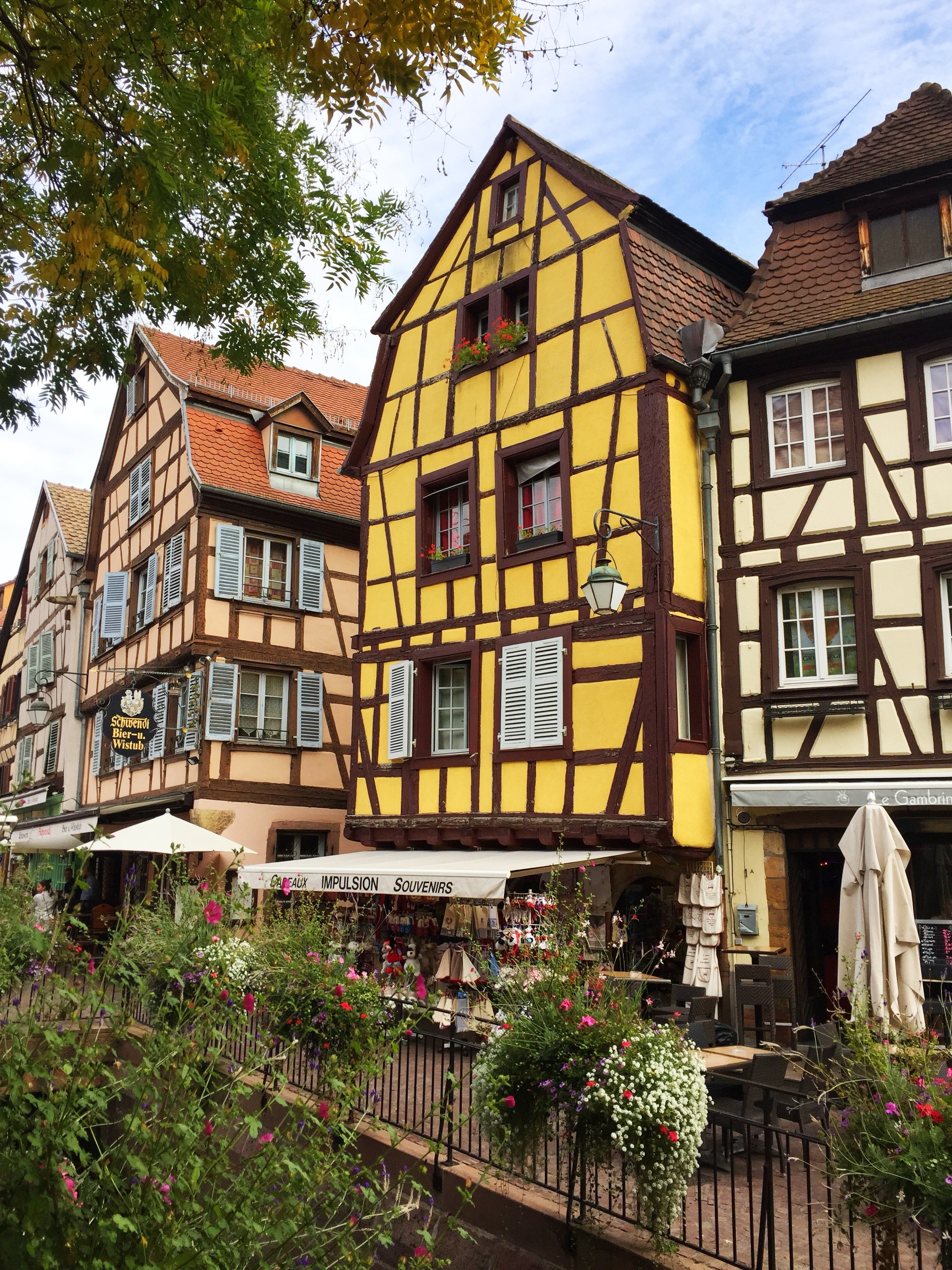 La Petite Venise Colmar Alsace