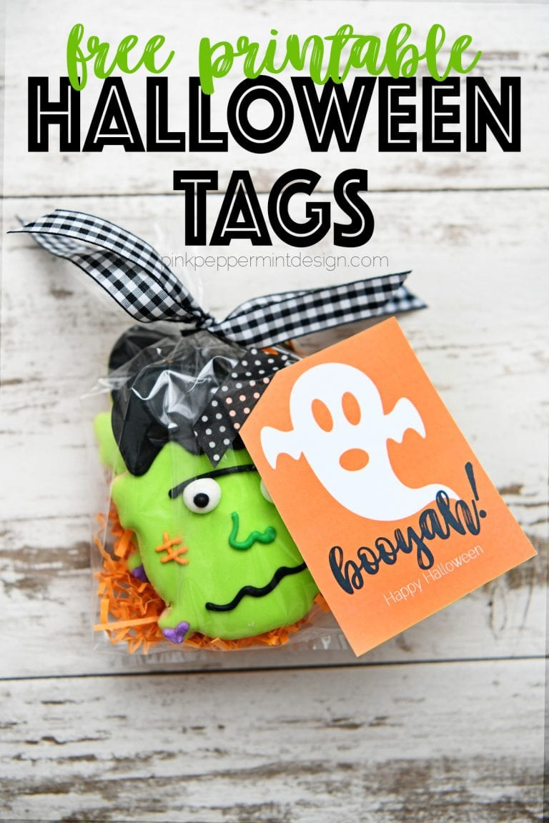Free printable hallwoeen tags for booing booyah