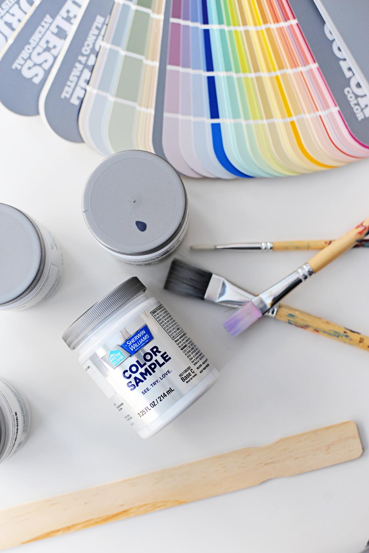 Color sample sherwin williams