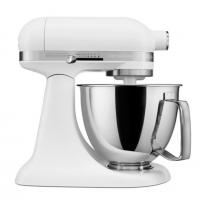 KitchenAid® Artisan Mini with Flex Edge Beater, Matte White