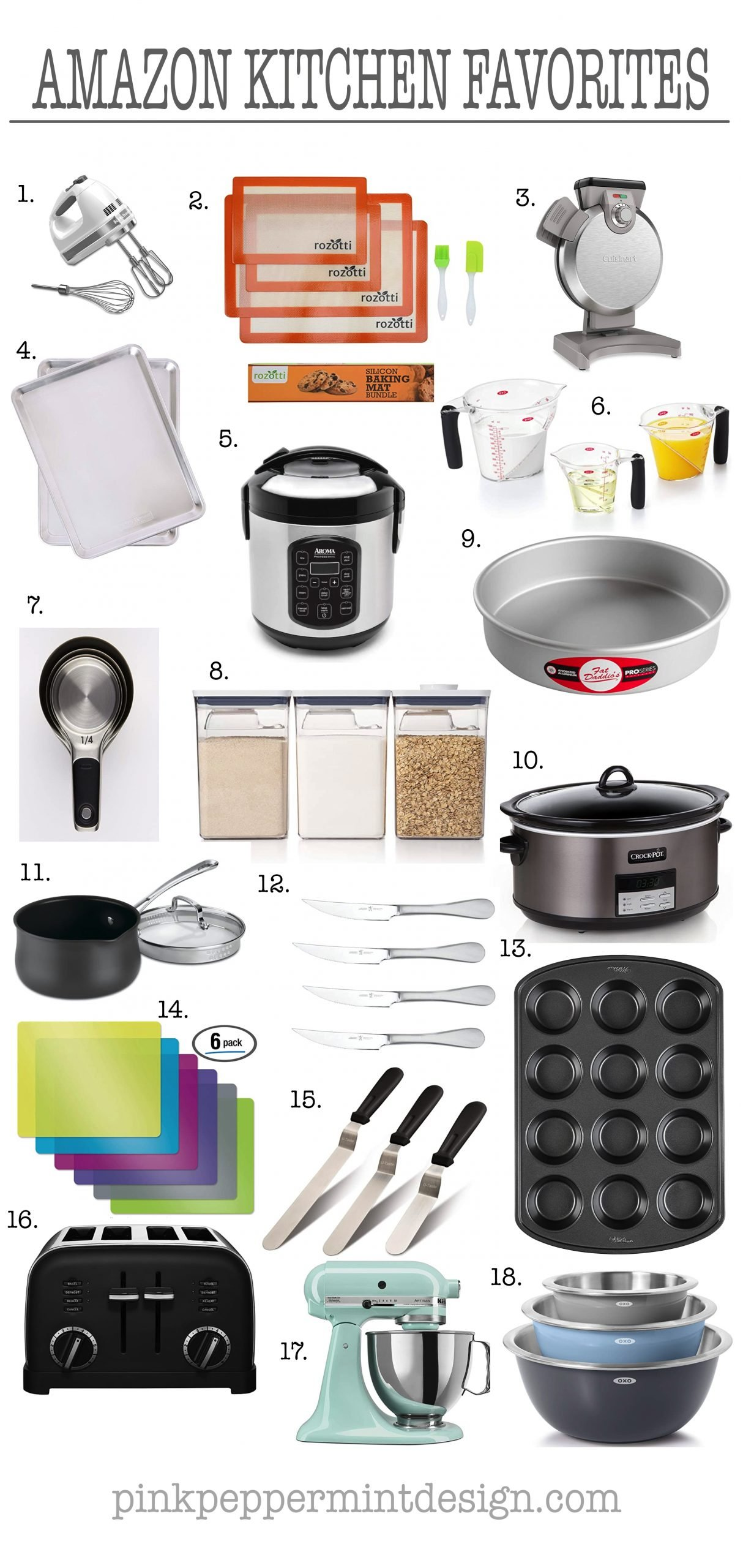 Amazon kitchen products