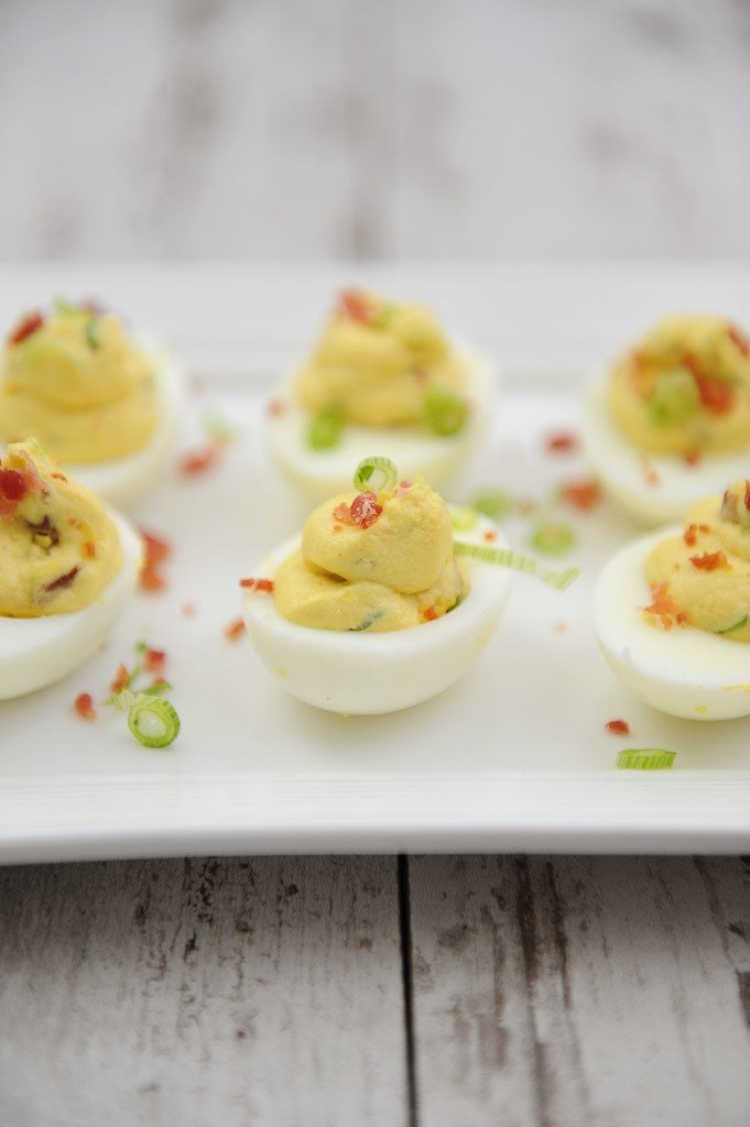 How to use up leftover easter eggs deviled eggs 3 681x1024 1