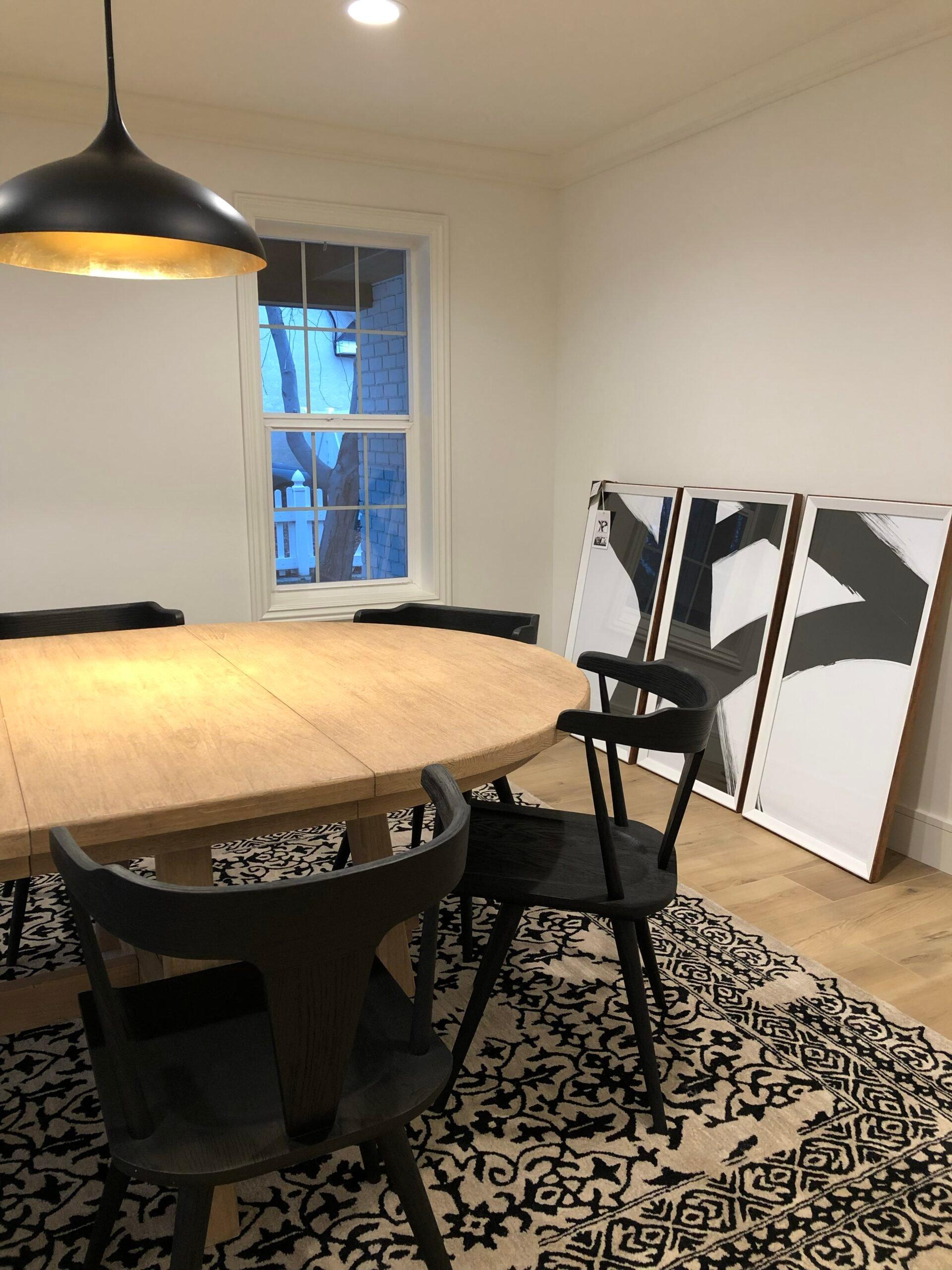 modern dining room dieas