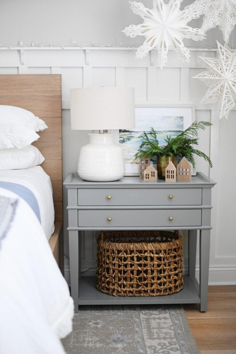 christmas bedroom decor ideas 4