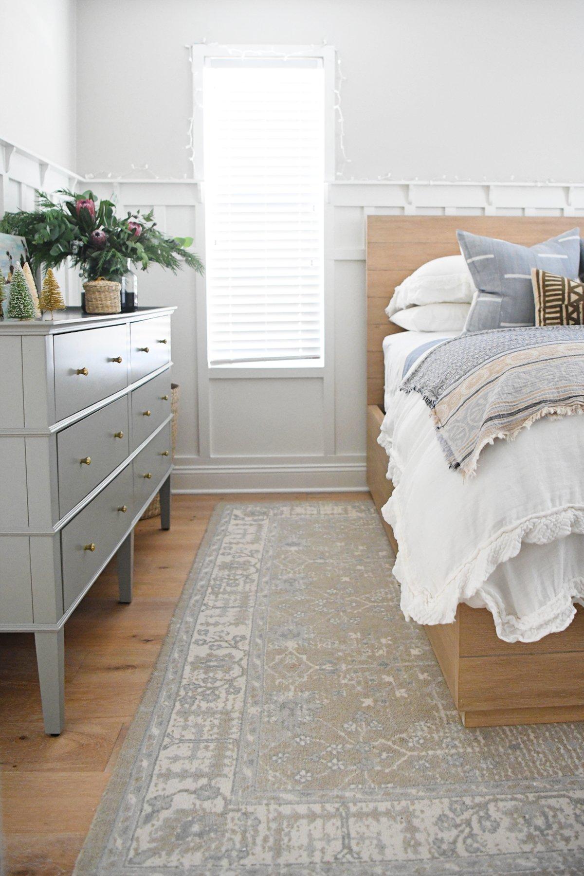 Christmas bedroom decor ideas 7
