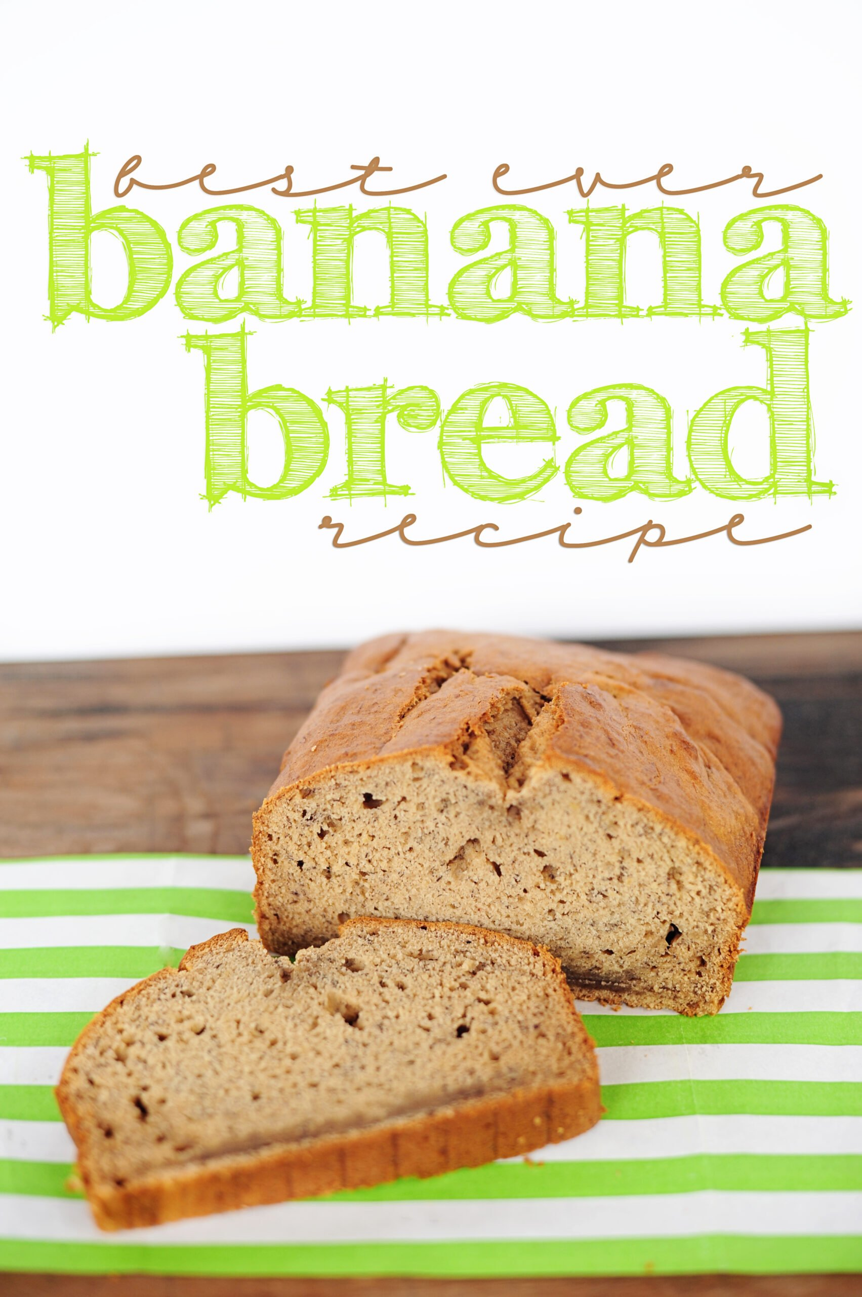 the best banana bread recipe ever 3 scaled