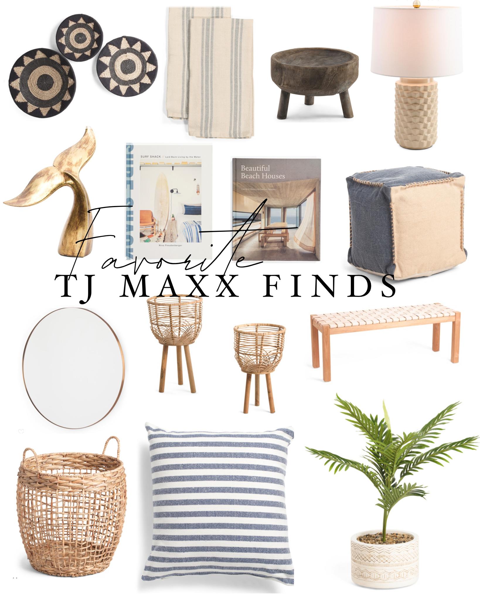 TJ Maxx Finds