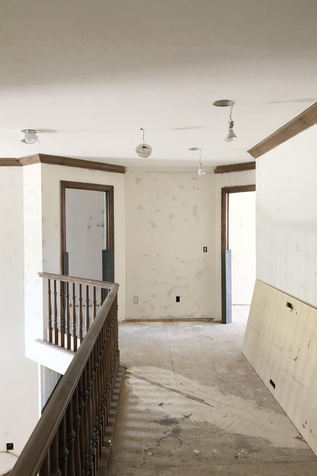 Midway modern hallway 1