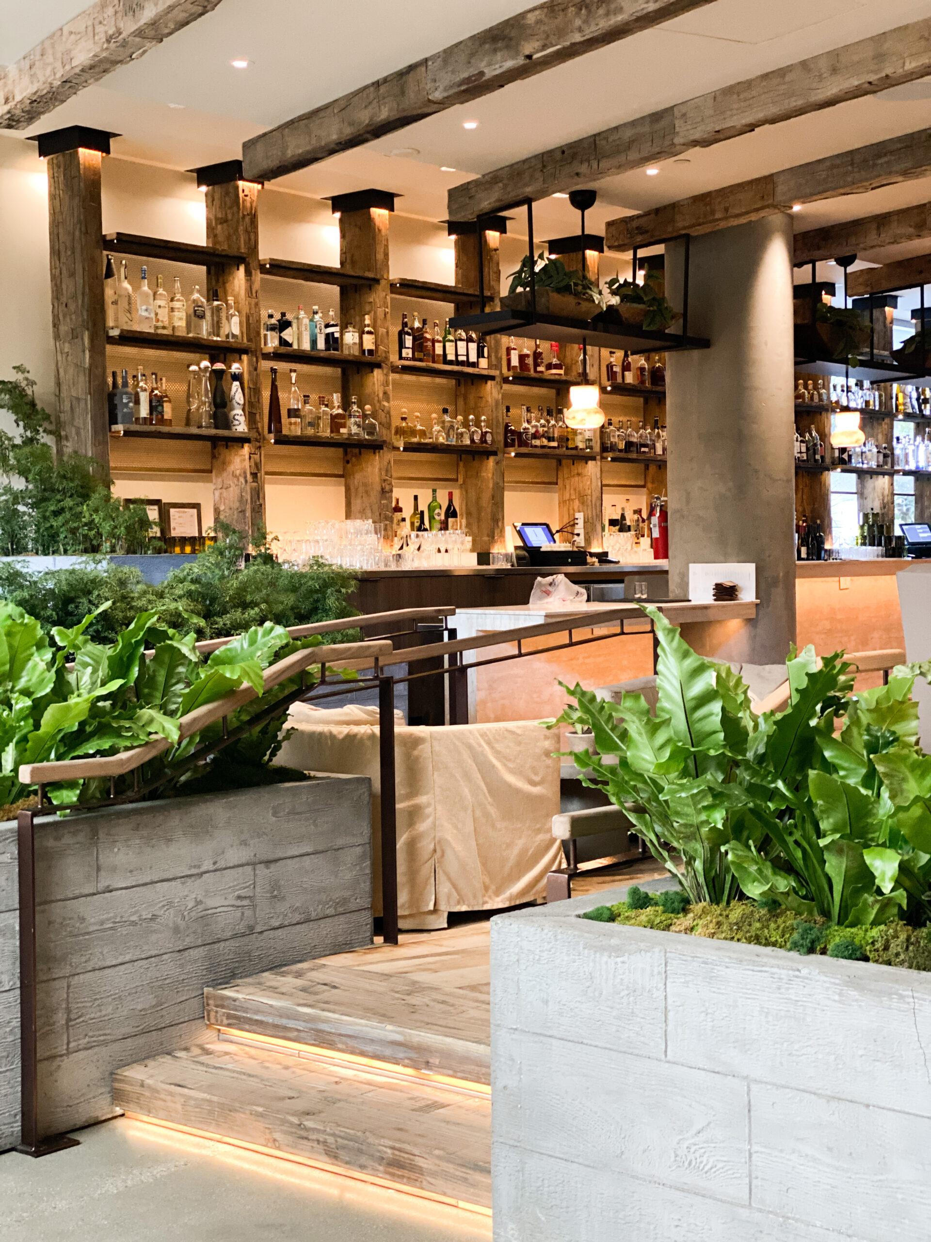 juniper bar 1 hotel west hollywood review