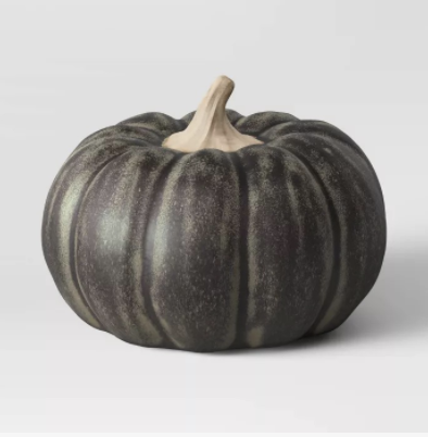 ceramic halloween pumpkins