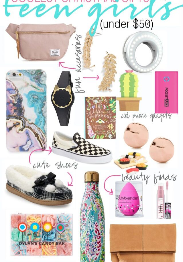 2018 coolest christmas gifts for teen girls featured